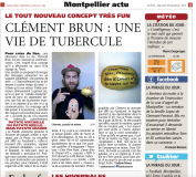 Une de direct matin - Patateanonyme.fr
